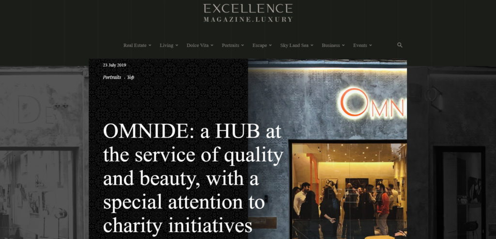 EXCELLENCE MAGAZINE LUXURY